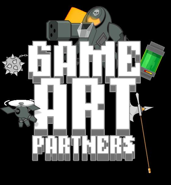 Game Art Partners Logo