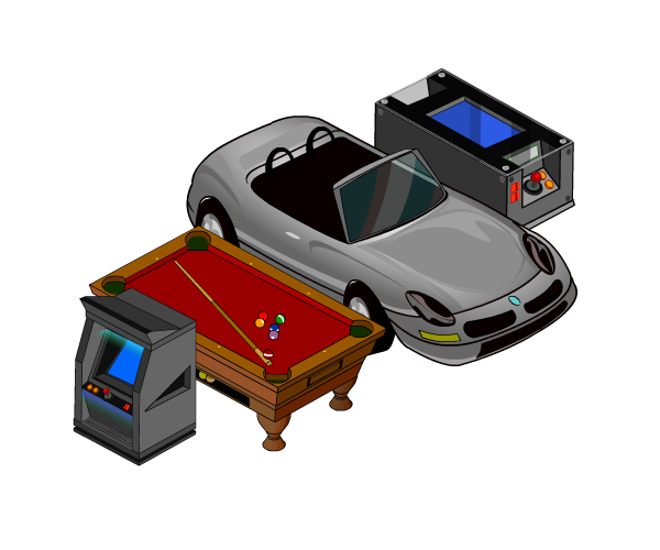Royalty Free Isometric Game Art