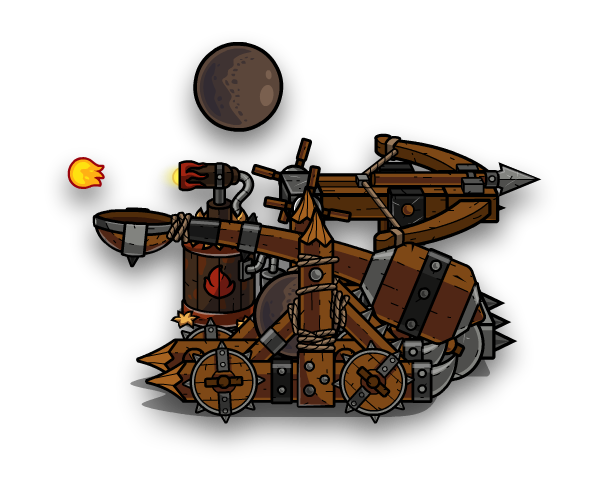 War Machines - Game Art Weapons Pack