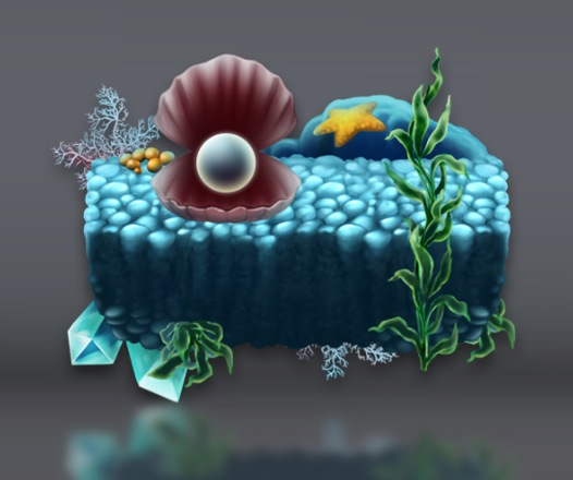 Underwater World – Platformer Tileset