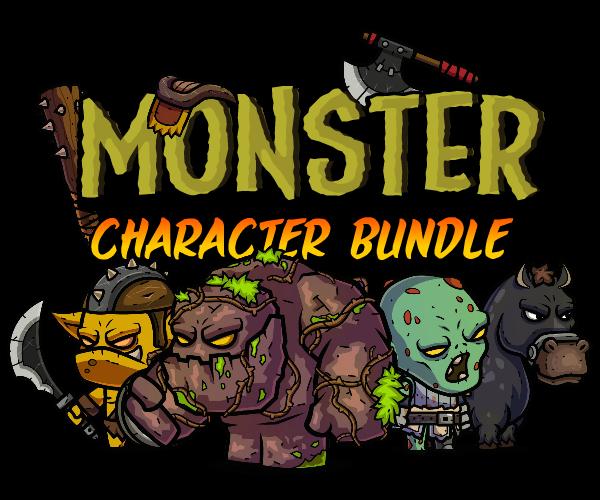 Monster Bundle of RPG Art